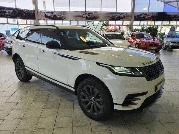 2018 Land Rover Velar 3.0 D SE Gauteng Pretoria_0