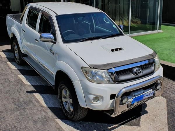 2009 Toyota Hilux 3.0d-4d Raider Rb At Pu Dc  Gauteng Midrand_0