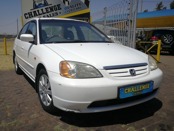 2002 Honda Civic 170i  Gauteng Brakpan_0
