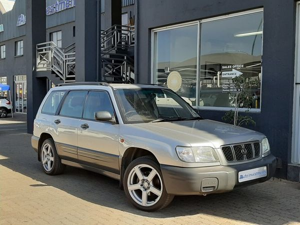 2002 Subaru Forester 2.0 Gx Awd  Gauteng Centurion_0