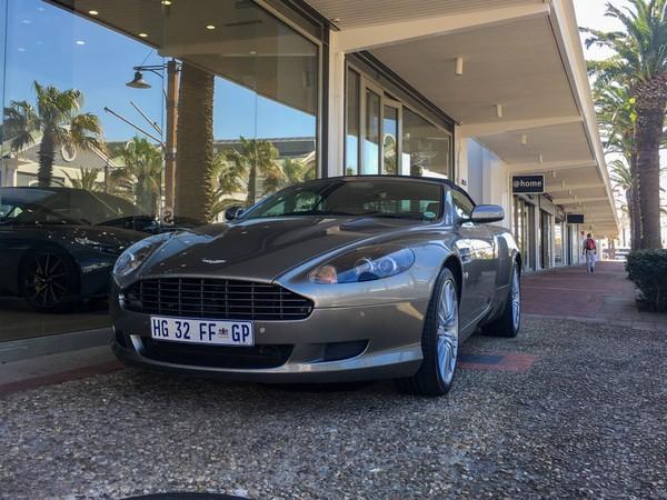 2009 Aston Martin DB9 Volante Western Cape Cape Town_0