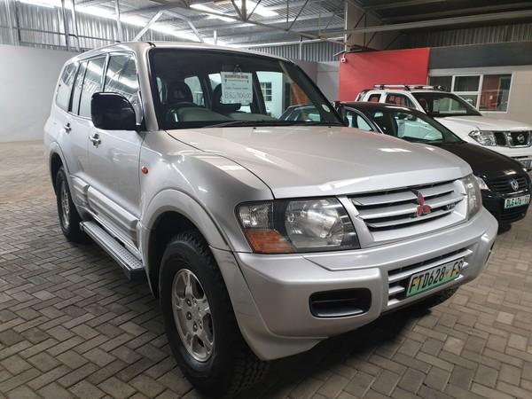 2000 Mitsubishi Pajero 3.5 Gls 5dr  Free State Bloemfontein_0