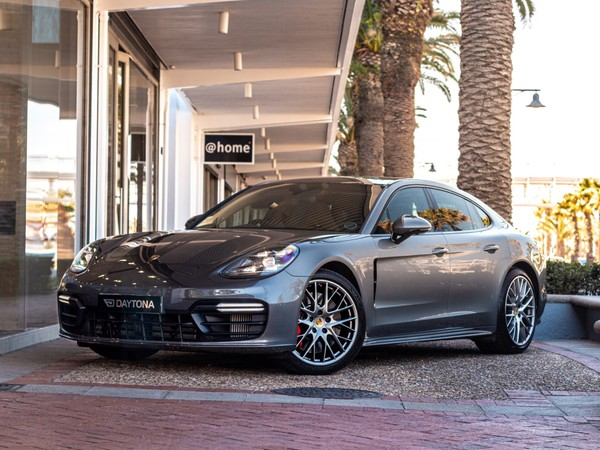 2017 Porsche Panamera Turbo PDK Western Cape Cape Town_0