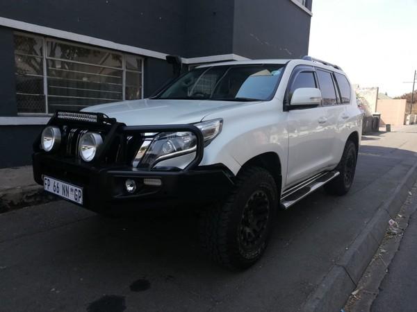 2015 Toyota Prado Tx 4.0 V6 At  Gauteng Rosettenville_0