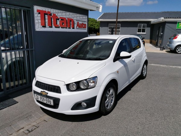 2012 Chevrolet Sonic 1.6 Ls 5dr  Western Cape Kuils River_0