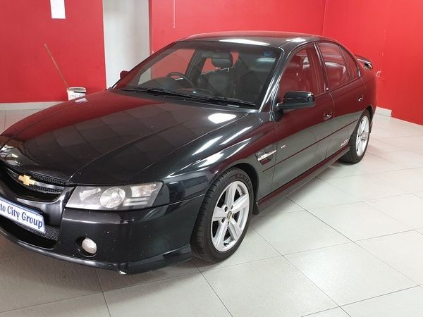 2005 Chevrolet Lumina Ss 5.7 At  Gauteng Nigel_0