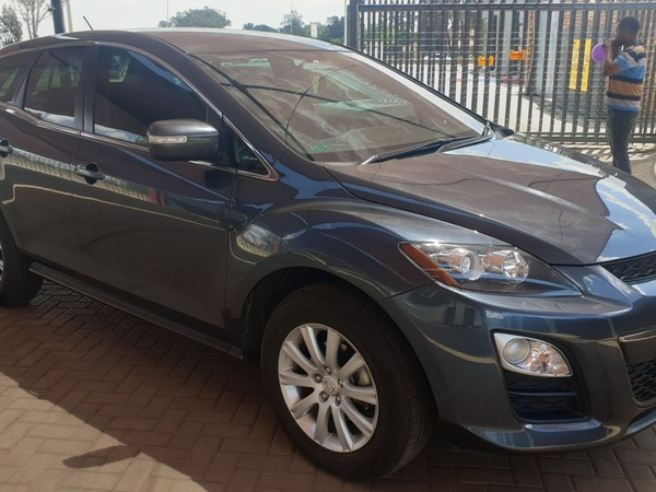 2012 Mazda CX-7 2.5 Dynamic At  Gauteng Vereeniging_0