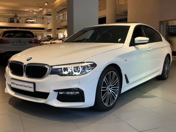 2018 BMW 5 Series 520D Auto M Sport Western Cape Cape Town_0