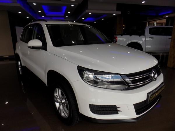 2012 Volkswagen Tiguan 1.4 Tsi Bmot Trend- Fun  Western Cape Stellenbosch_0