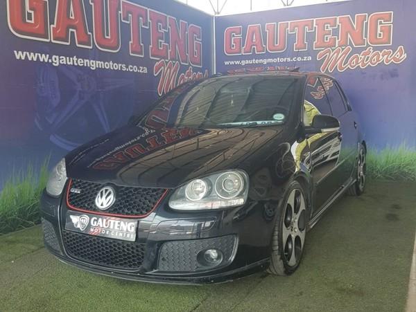2008 Volkswagen Golf Gti 2.0t Fsi Dsg  Gauteng Pretoria_0