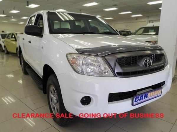 2011 Toyota Hilux 2.5d-4d Srx 4x4 Pu Dc  Kwazulu Natal Durban_0