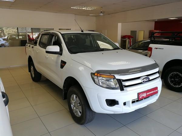 2012 Ford Ranger 2.2tdci Xl Pu Dc  Western Cape Paarl_0