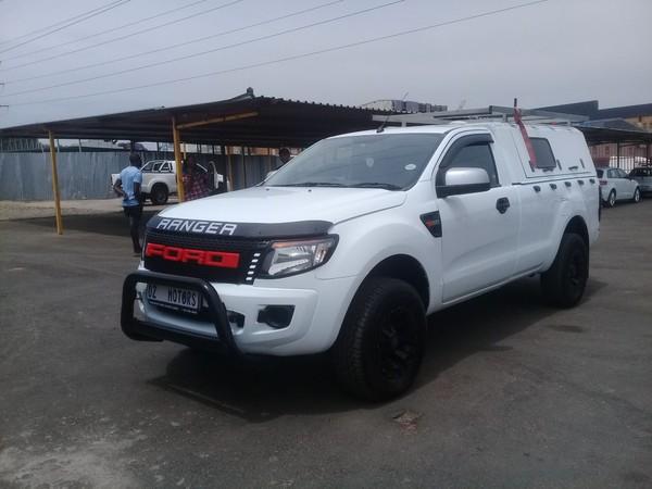 2015 Ford Ranger 2.2tdci Xl 4x4 Pu Sc  Gauteng Sandton_0