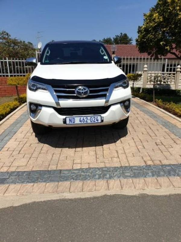 2017 Toyota Fortuner 2.8GD-6 RB Auto Kwazulu Natal Durban_0