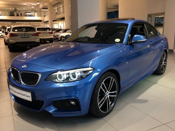 2018 BMW 2 Series 220D M Sport Auto Western Cape Cape Town_0