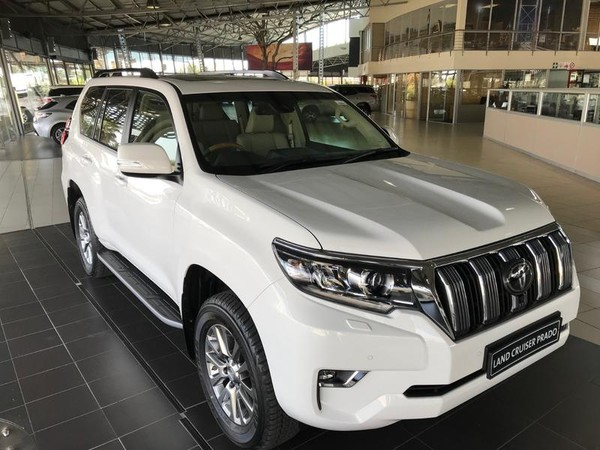 2020 Toyota Prado VX-L 3.0D Auto Gauteng Sandton_0