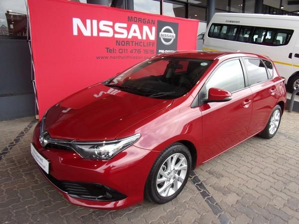 2016 Toyota Auris 1.6 XS Gauteng Johannesburg_0