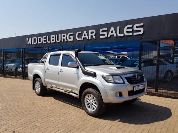 2013 Toyota Hilux 3.0 D-4d Raider 4x4 At Pu Dc  Mpumalanga Middelburg_0