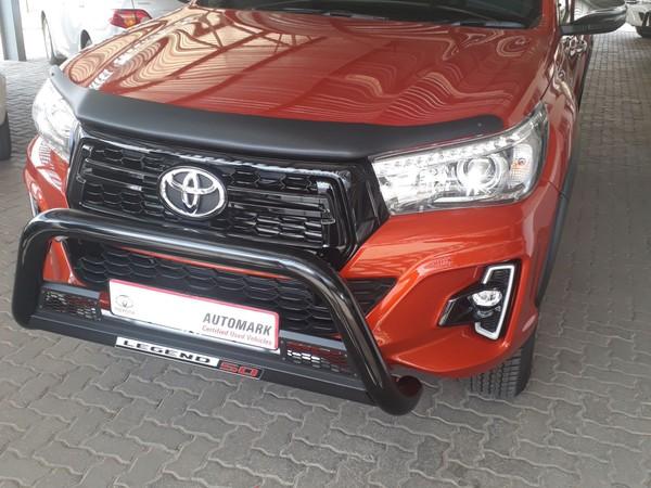 2019 Toyota Hilux 2.8 GD-6 Raider 4x4 Double Cab Bakkie Free State Ladybrand_0