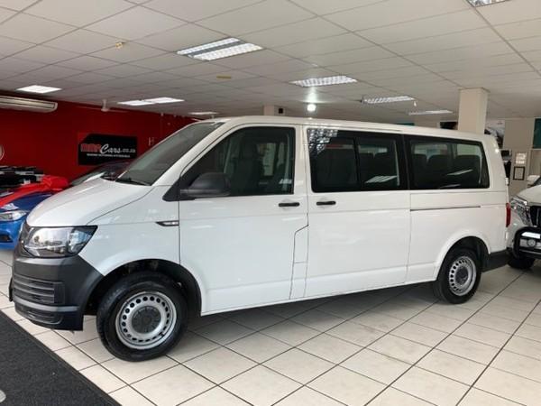 2017 Volkswagen Transporter T6 2.0TDi LWB 103KW DSG FC PV 10 SEATER Kwazulu Natal Pinetown_0