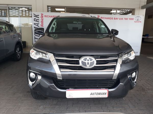 2018 Toyota Fortuner 2.4GD-6 RB Kwazulu Natal Richards Bay_0