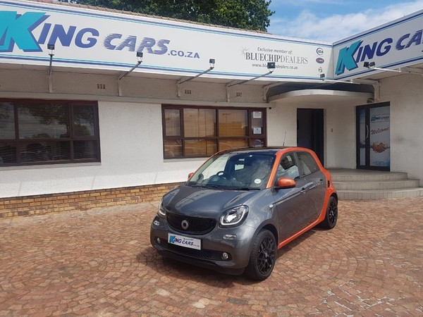 2016 Smart Forfour Passion  Sport Package Western Cape Bellville_0