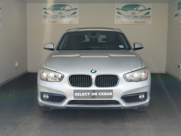 2016 BMW 1 Series 120d 5DR Auto f20 Gauteng Four Ways_0