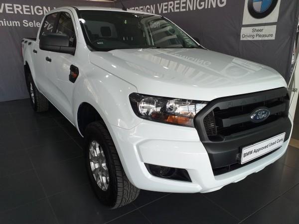 2017 Ford Ranger 2.2TDCi XL 4X4 Double Cab Bakkie Gauteng Vereeniging_0