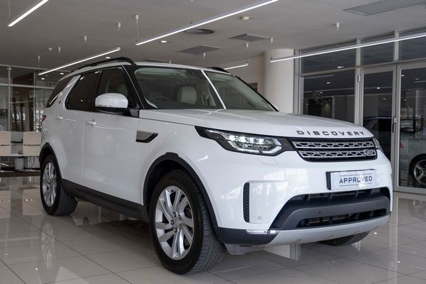 2017 Land Rover Discovery 3.0 TD6 HSE Free State Bloemfontein_0