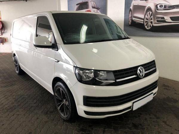 2017 Volkswagen Transporter T6 2.0TDi LWB 75KW FC PV Gauteng Edenvale_0