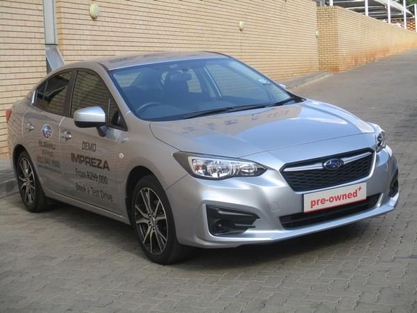 2018 Subaru Impreza 2.0i CVT Gauteng Roodepoort_0