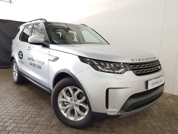 2019 Land Rover Discovery 3.0 TD6 SE Western Cape George_0