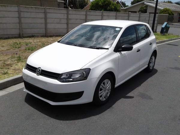 2013 Volkswagen Polo 1.4 Trendline 5dr  Western Cape Strand_0