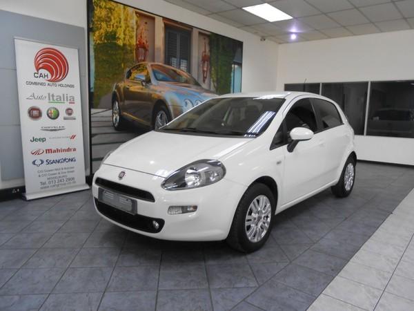 2013 Fiat Punto 1.4 Easy 5dr  Mpumalanga Middelburg_0