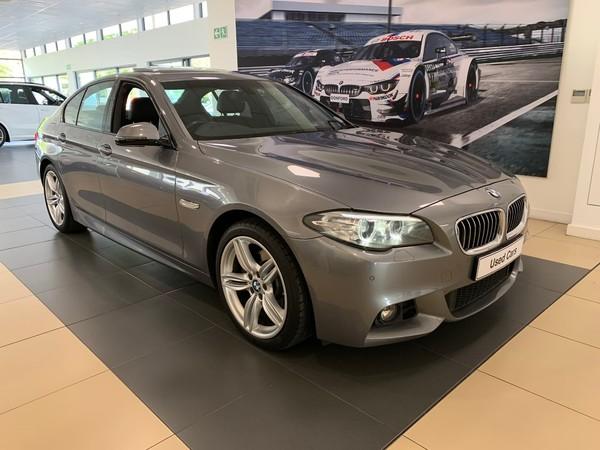 2016 BMW 5 Series 520d M Sport Western Cape Stellenbosch_0