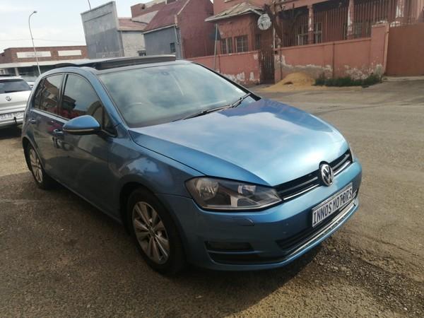 2014 Volkswagen Golf VI 1.4 TSI Cabriolet CLine Gauteng Johannesburg_0