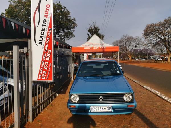1997 Volkswagen CITI Chico 1.3  Gauteng Pretoria_0