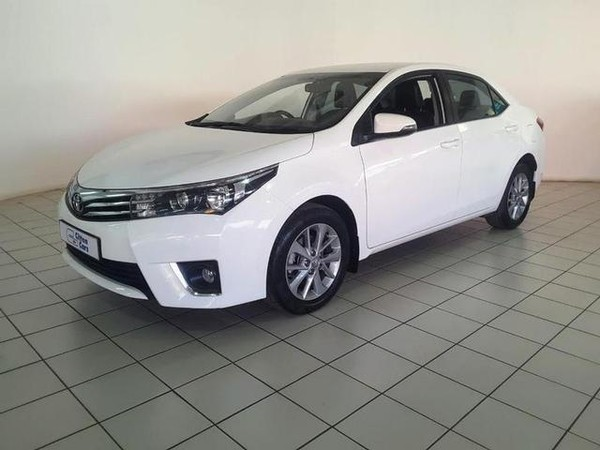 2016 Toyota Corolla 1.6 Sprinter Gauteng Pretoria_0