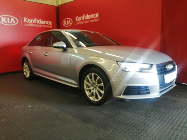 2017 Audi A4 2.0 TDI STRONIC B9 Gauteng Edenvale_0