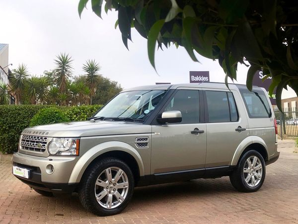 2010 Land Rover Discovery 4 3.0 Tdv6 Se  Gauteng Centurion_0
