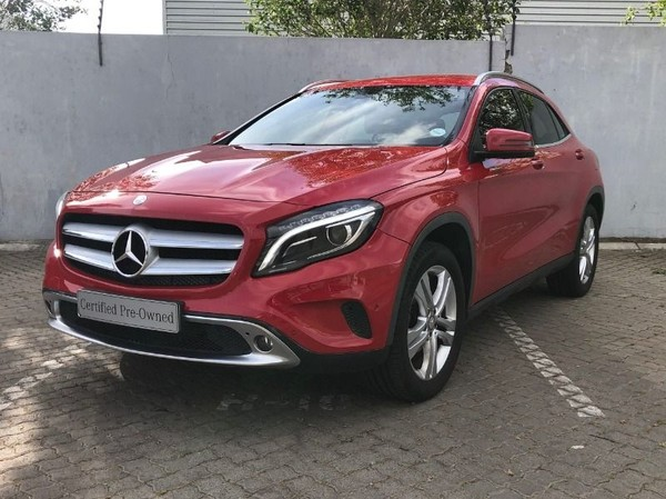 2015 Mercedes-Benz GLA-Class 200 Auto Western Cape Somerset West_0