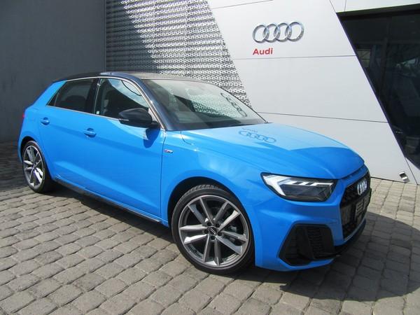 2019 Audi A1 Sportback 1.4 TFSI S-LINE S Tronic 35 TFSI Mpumalanga Nelspruit_0