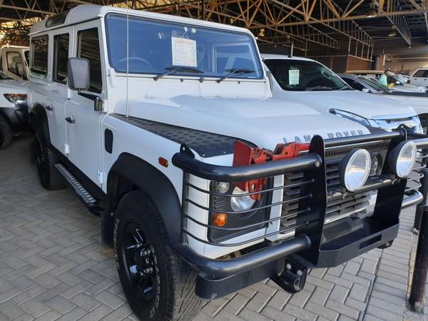 2012 Land Rover Defender Puma 110 Sw  Free State Bloemfontein_0