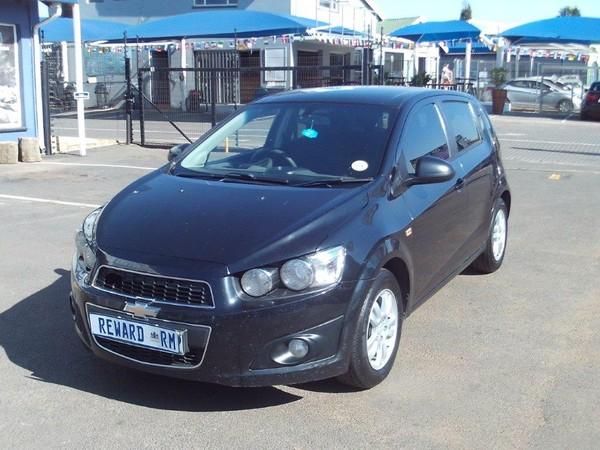 2013 Chevrolet Sonic 1.3d Ls 5dr  Gauteng Boksburg_0