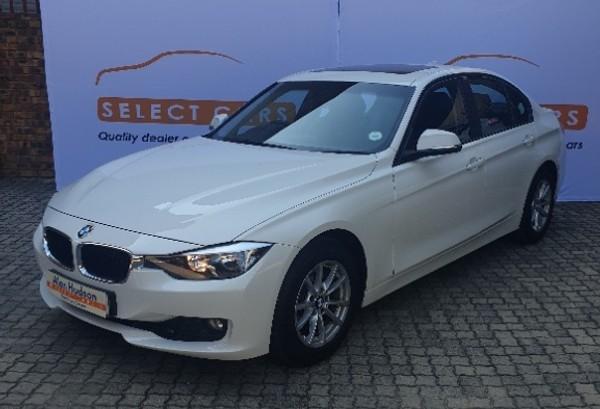 2014 BMW 3 Series 320i  At f30  Mpumalanga Nelspruit_0