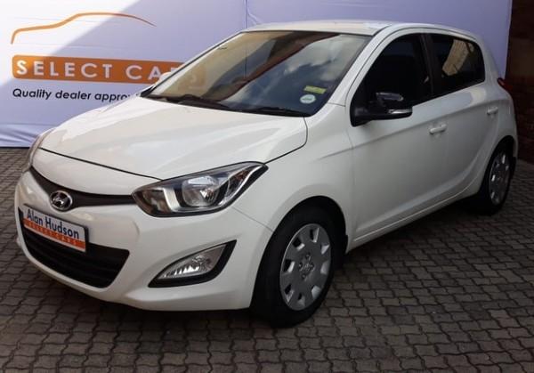 2014 Hyundai i20 1.4 Fluid  Mpumalanga Nelspruit_0