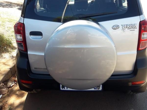 2009 Daihatsu Terios  Gauteng Johannesburg_0