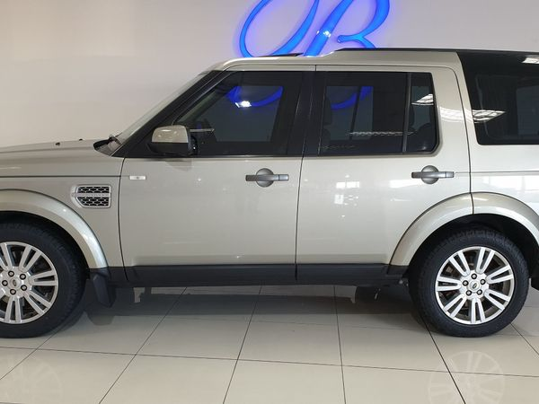 2010 Land Rover Discovery 4 3.0 Tdv6 Hse  Western Cape Cape Town_0