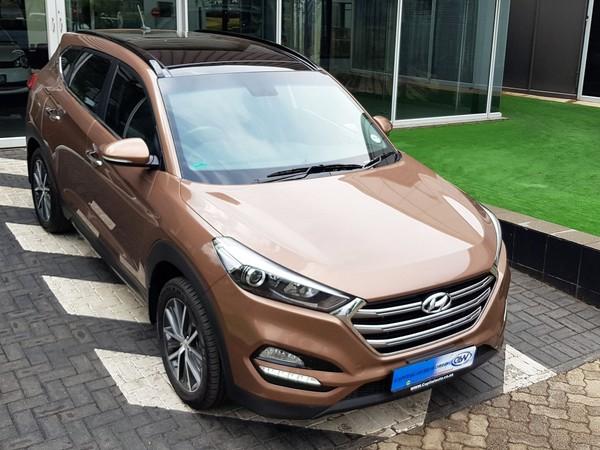 2016 Hyundai Tucson 2.0 Elite Auto Gauteng Midrand_0
