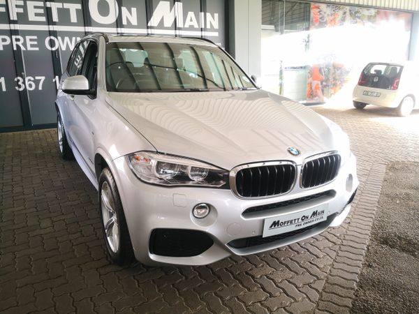 2016 BMW X5 xDRIVE30d M-Sport Auto Eastern Cape Port Elizabeth_0